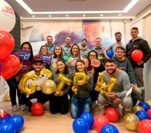 Equipe Ciabrasnet Porto União